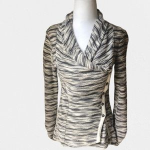 ANTHROPOLOGIE sweater jacket